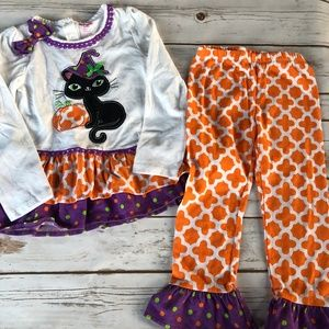 Nannette Size 5 Halloween Outfit